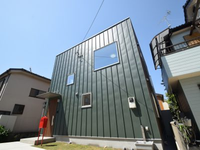 F様邸(吉川市)
