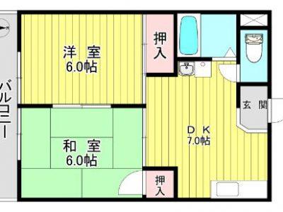 グランドハイム内田 201号室